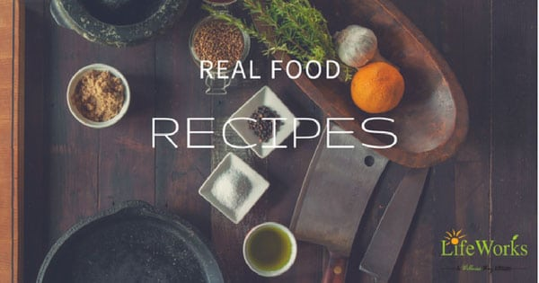 easy recipes lifeworks