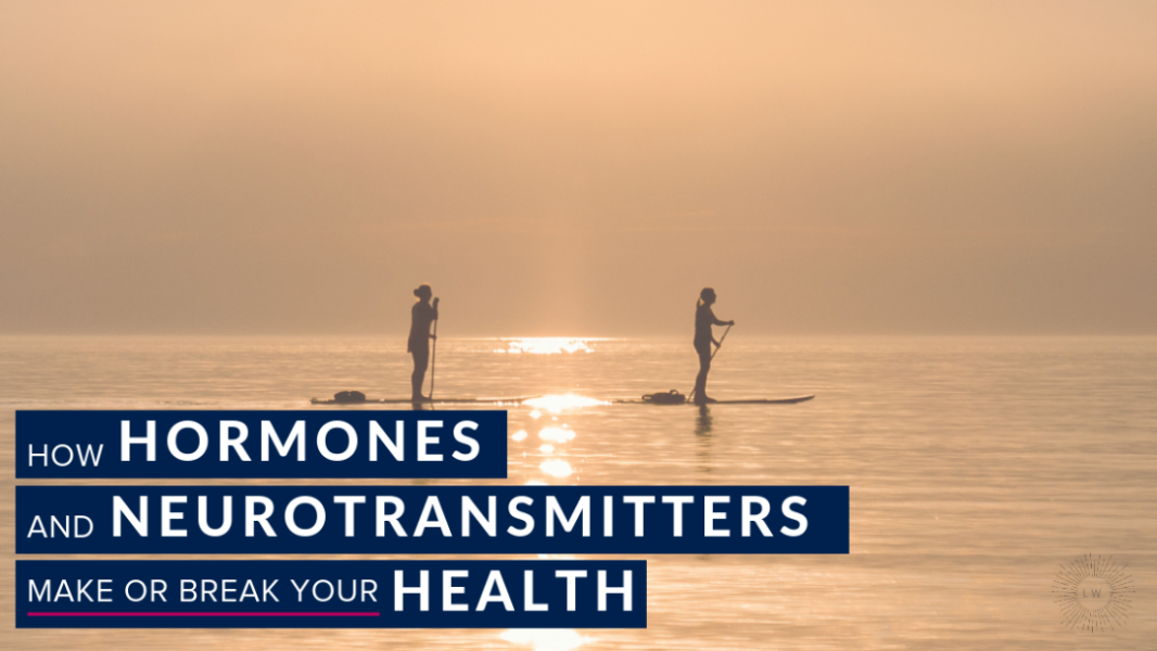 Hormone Help Part 1: How Hormones and Neurotransmitters Make or Break Your Health