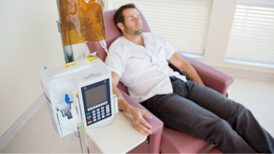 iv infusion therapy in Overland Park KS