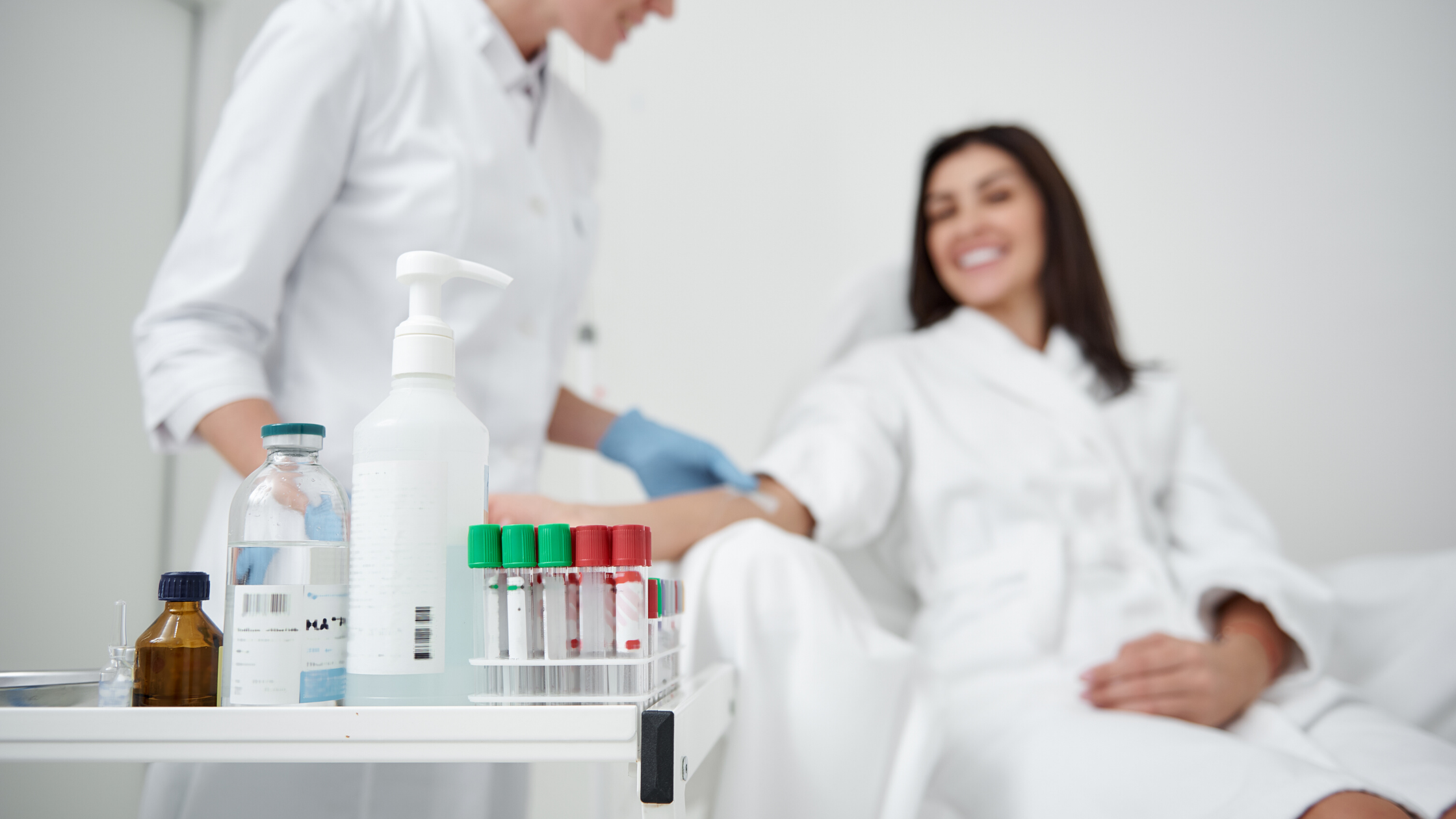 Vitamin IV therapy in Kansas City | IV infusions of key vitamins and nutrients help you combat a number of issues and conditions.